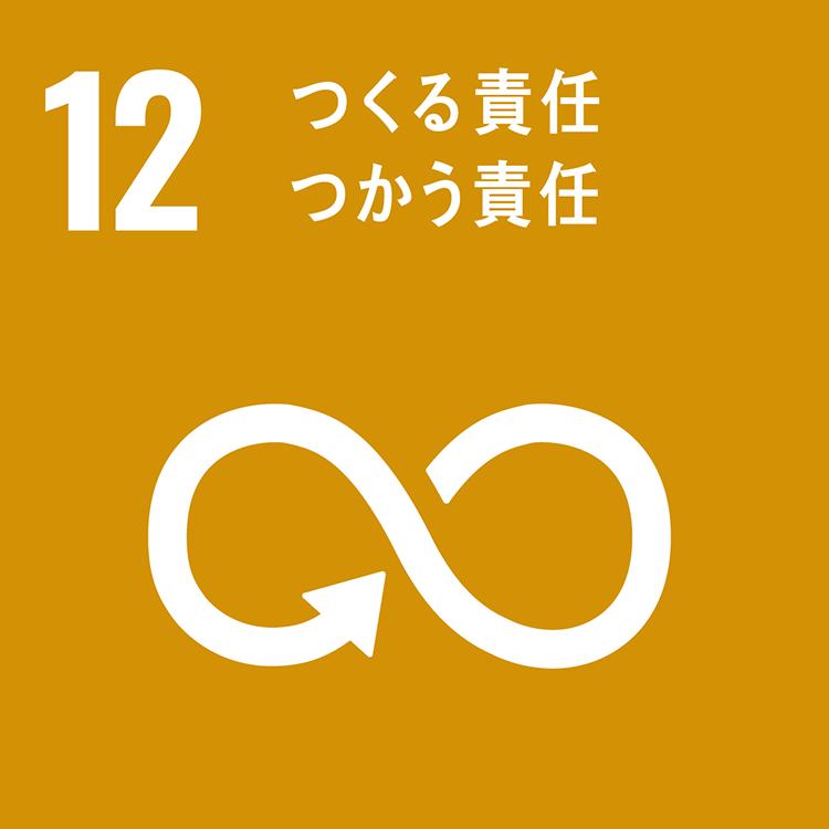 12:つくる責任 かう責任